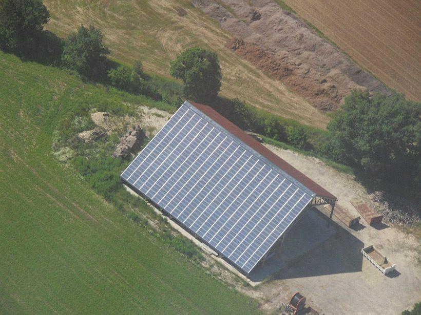 FARMING WAREHOUSE – ROUBION FARM PROJECT
