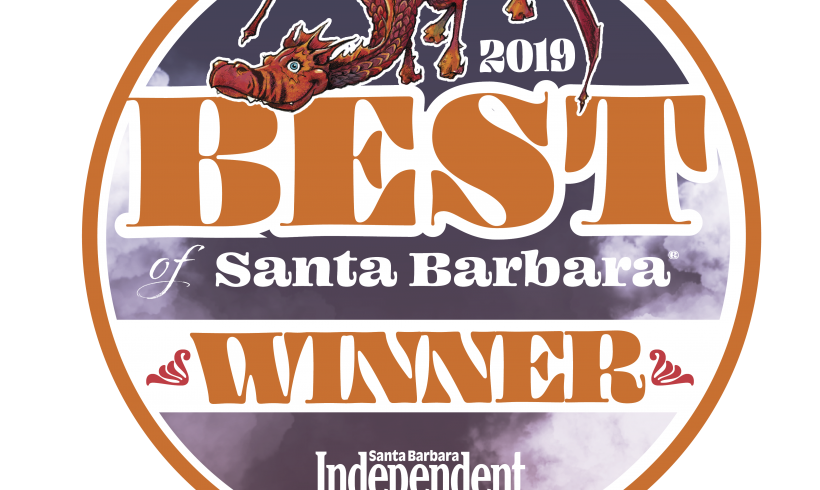 Brighten is Santa Barbara's Best Solar Company of 2019!
