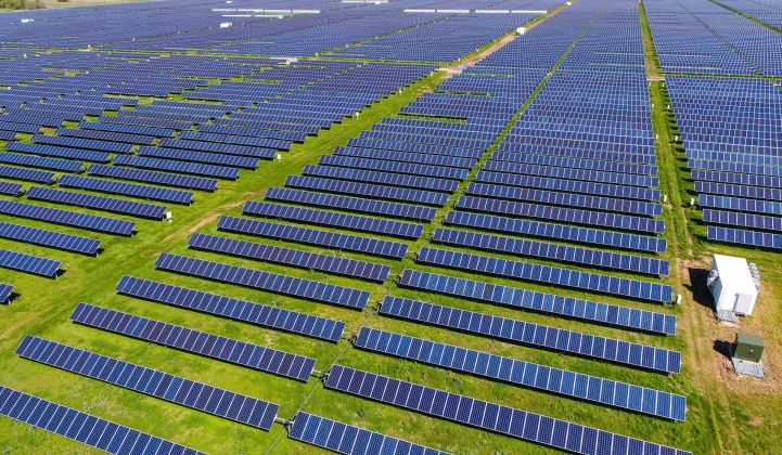 Solar Leads The Way In Q1 Of 2016