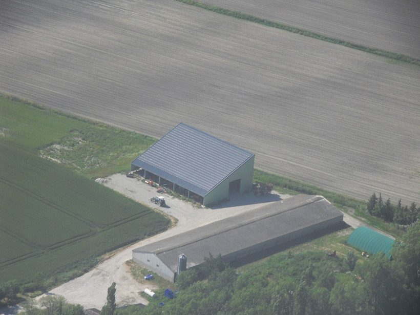 FARMING WAREHOUSE – SOLASTRE PROJECT