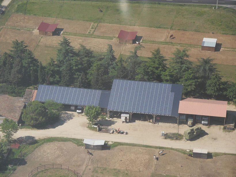 FARMING WAREHOUSE – BERRILEC PROJECT
