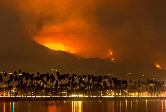 Climate Change Hits Close to Home for Santa Barbara