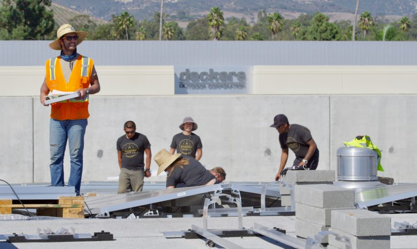 Brighten Solar's Project Director Receives NABCEP Certification