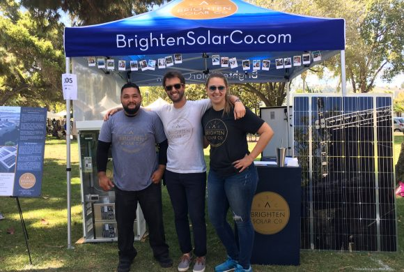 Brighten Solar Co. Celebrates Earth Month