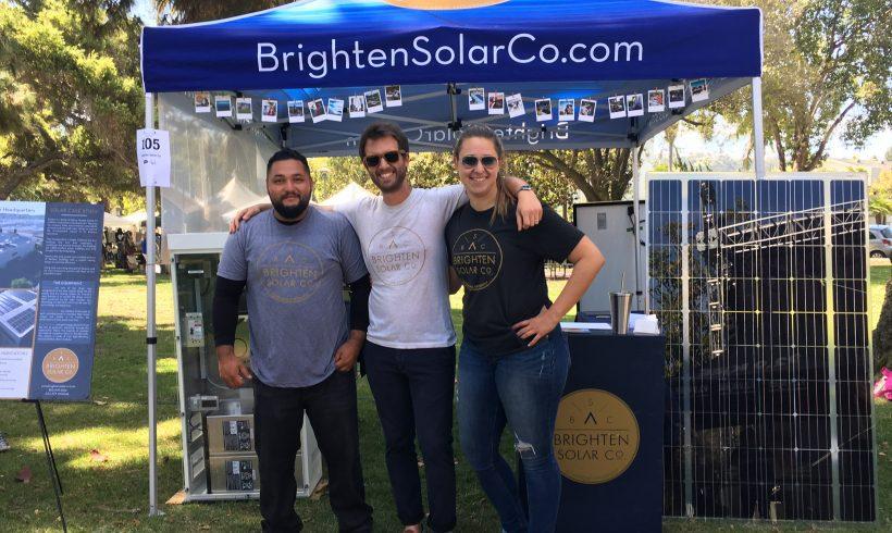 Brighten Solar Co. Celebrates Earth Month