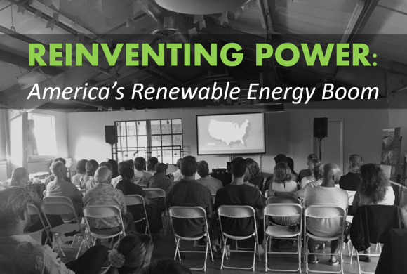 Brighten Solar + Sierra Club Host Renewables Film Screening