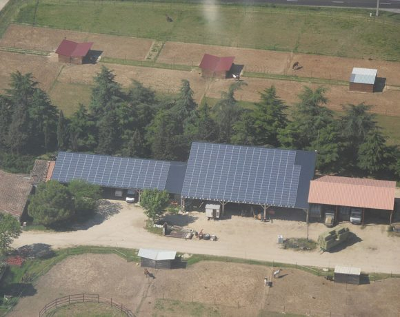 99.72 Kilowatt Solar PV System | Berrilic Farm