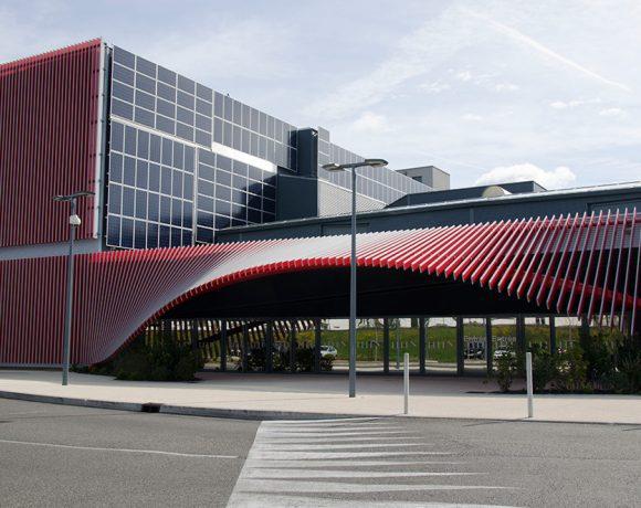 30.4 Kilowatt Solar PV System | Convention Center