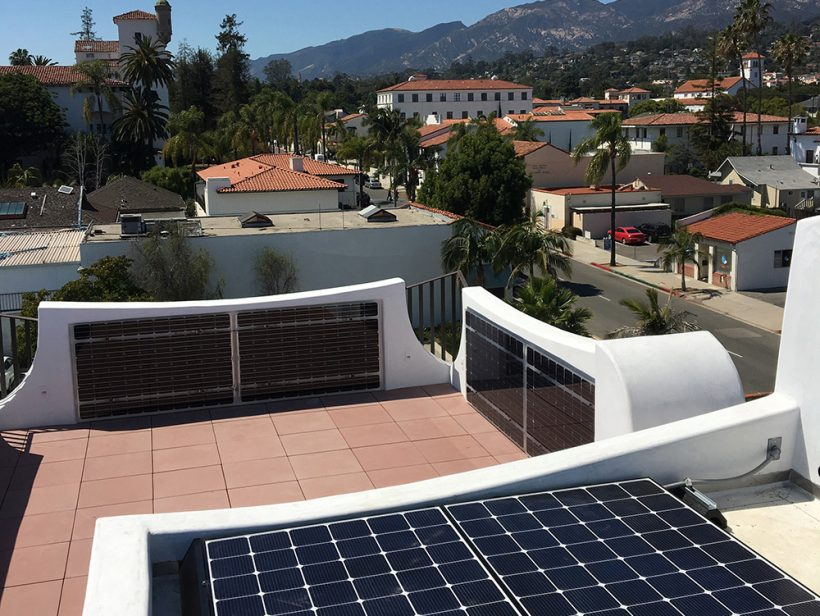 Monocrystalline and Semi Transparent Solar Panels | Santa Barbara, CA