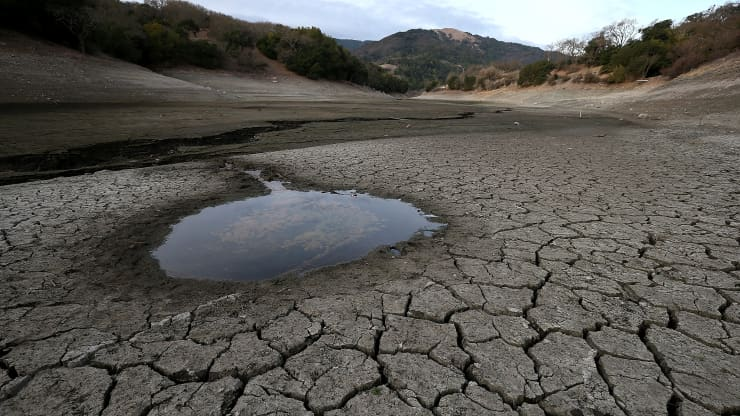 Why Santa Barbara and the Southwest climate is becoming drier