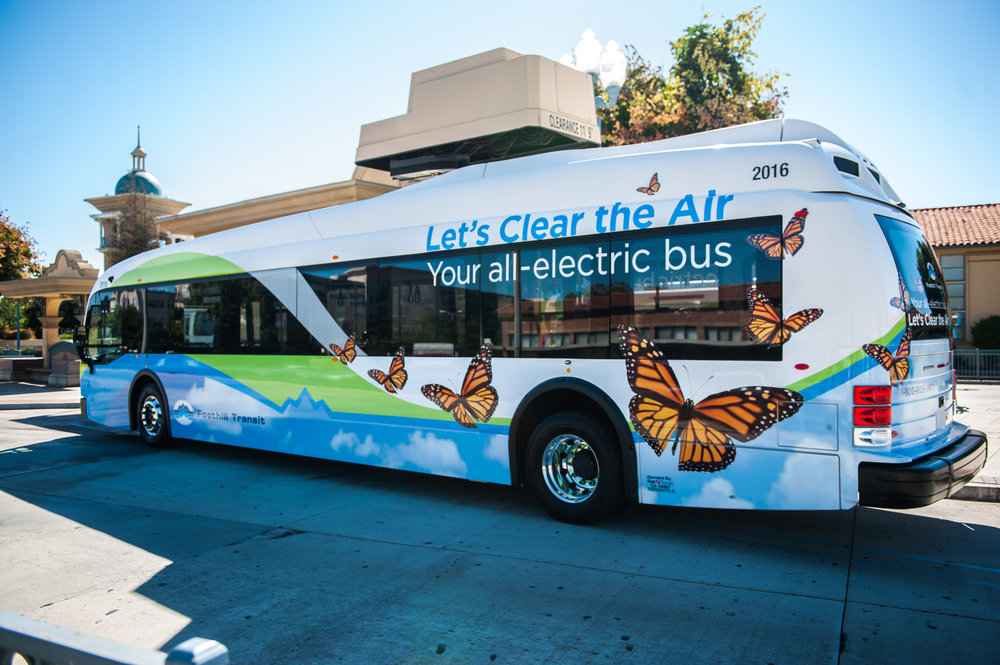 Santa Barbara Commits to 100% Electric Buses By 2030