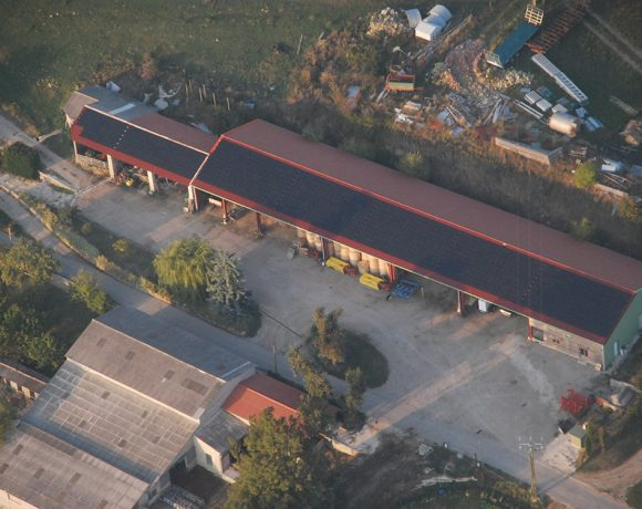 39.86 Kilowatt Solar PV System | Felinois Farm