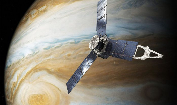 Juno Breaks Record For Solar Powered Space Trave