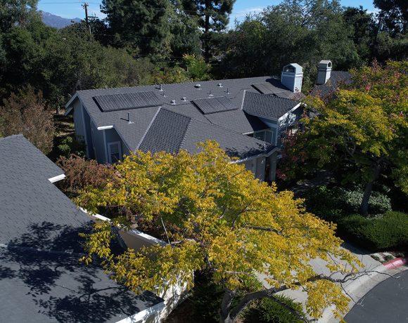 3.3 Kilowatt Solar System on Asphalt Shingle Roof | Goleta, CA