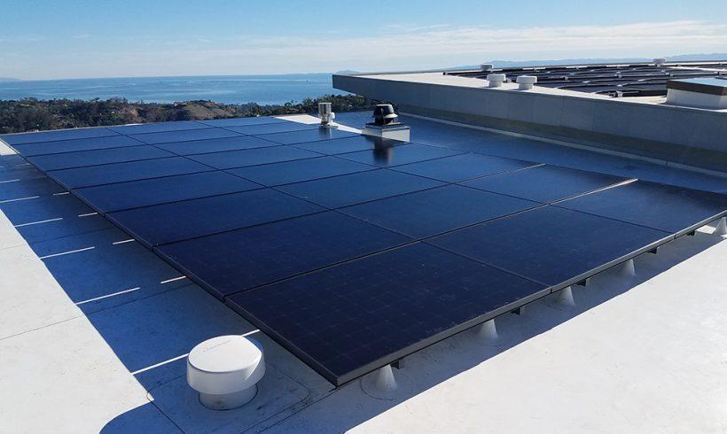 18.4 Kilowatt Rooftop Solar System | Santa Barbara, CA