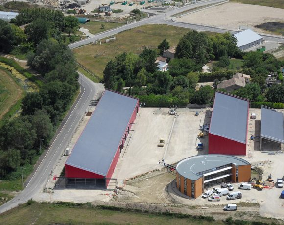 343 Kilowatt Solar PV System | Roselect Industrial Warehouse