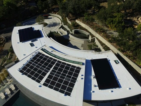 18.4 KW ROOFTOP SOLAR SYSTEM