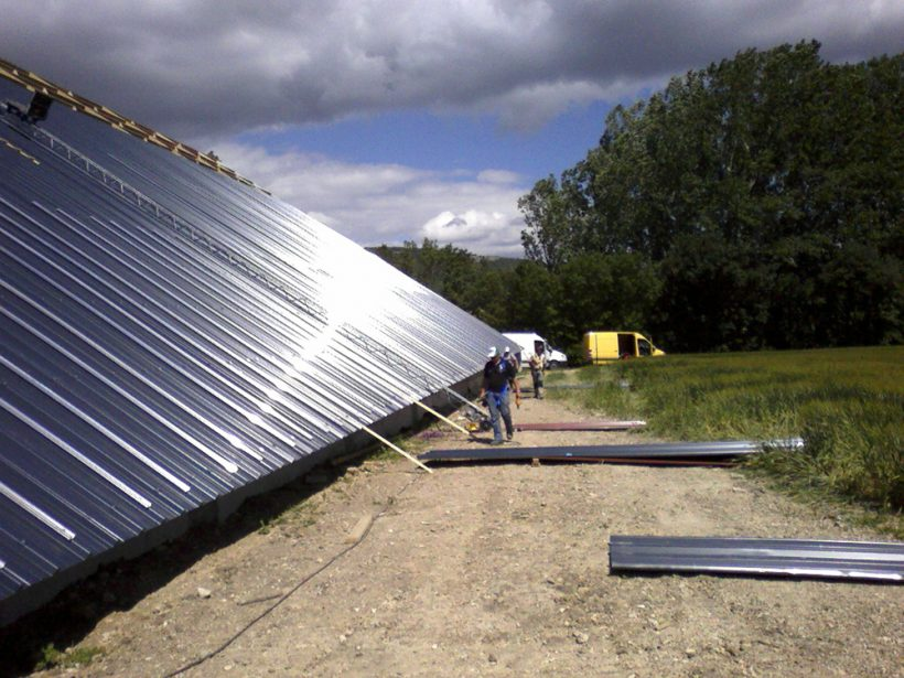 209.38 Kilowatt Solar PV System | Soulari Farm