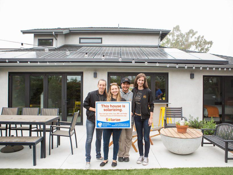 5.04 Kilowatt Rooftop Solar System on Asphalt Shingles Roof | Santa Barbara, CA